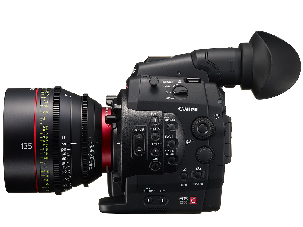 Download Driver: Canon EOS C500 Camera