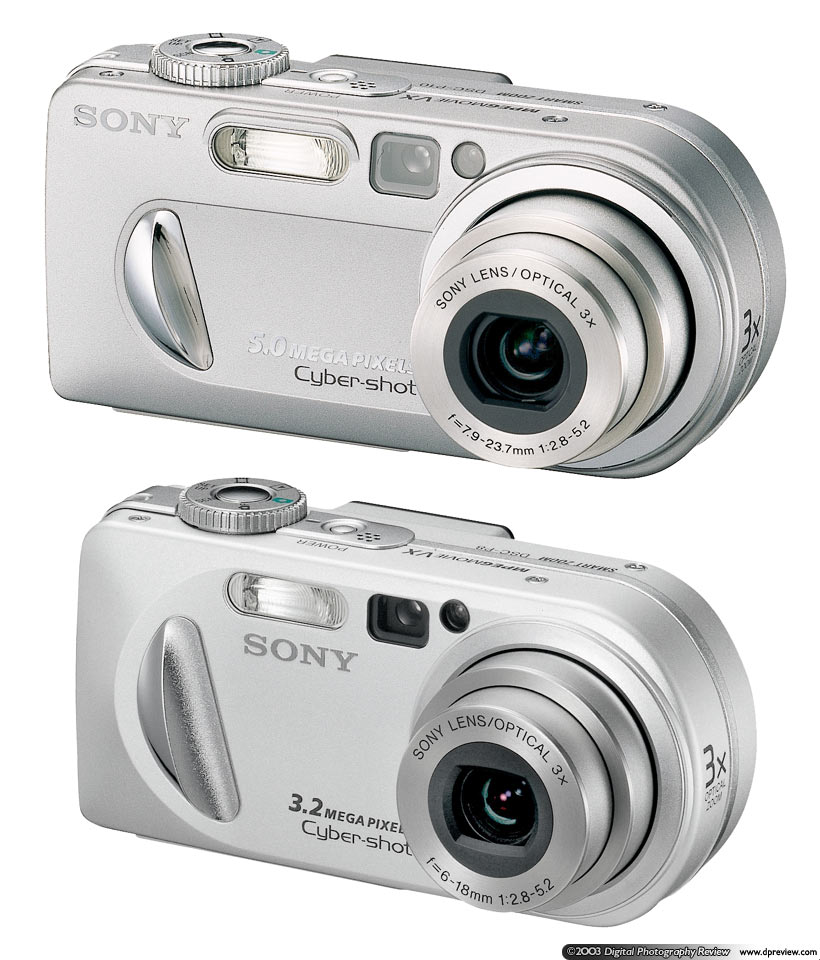 sony dsc p8 and p10 digital photography review rh dpreview com Sony Cyber-shot DSC-R1 Cyber-shot Software