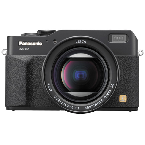 panasonic lumix dmc lc1 digital photography review rh dpreview com Panasonic Lumix DMC- FZ50 Panasonic Lumix DMC- TZ10