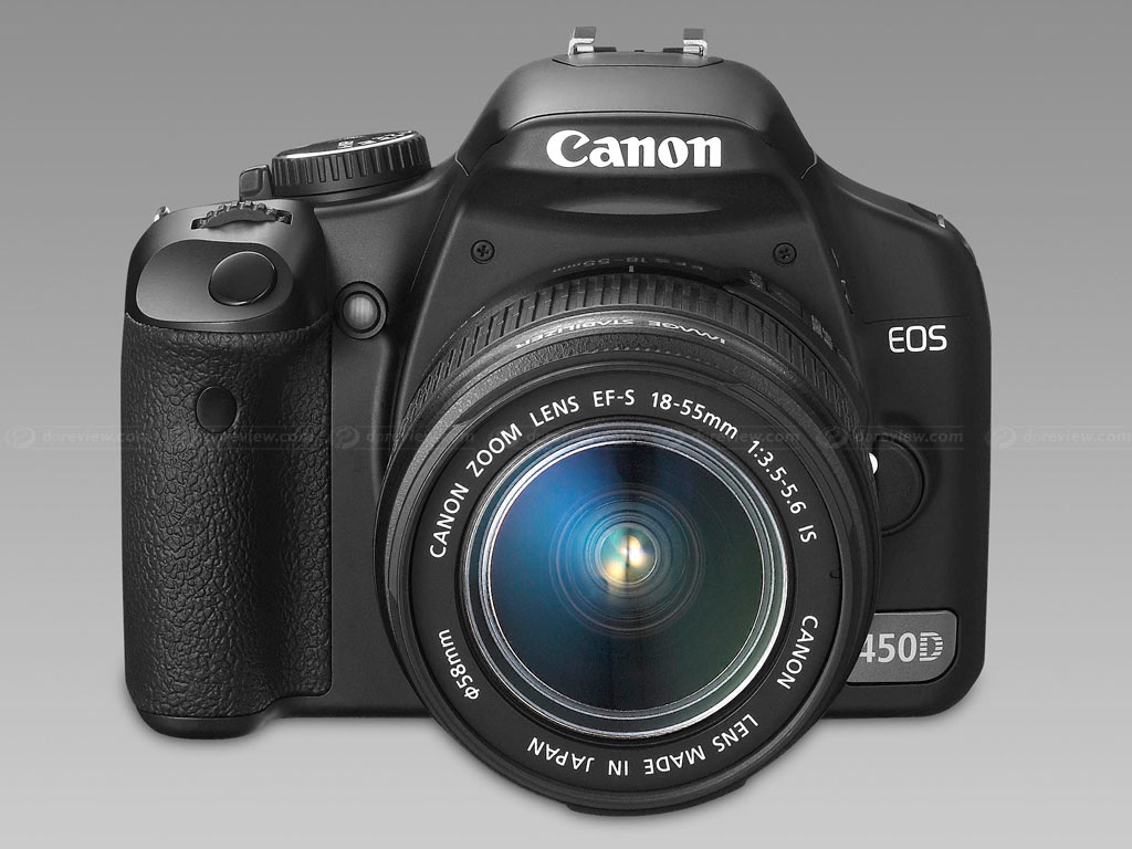 Canon EOS 450D / Digital Rebel XSi: Digital Photography Review