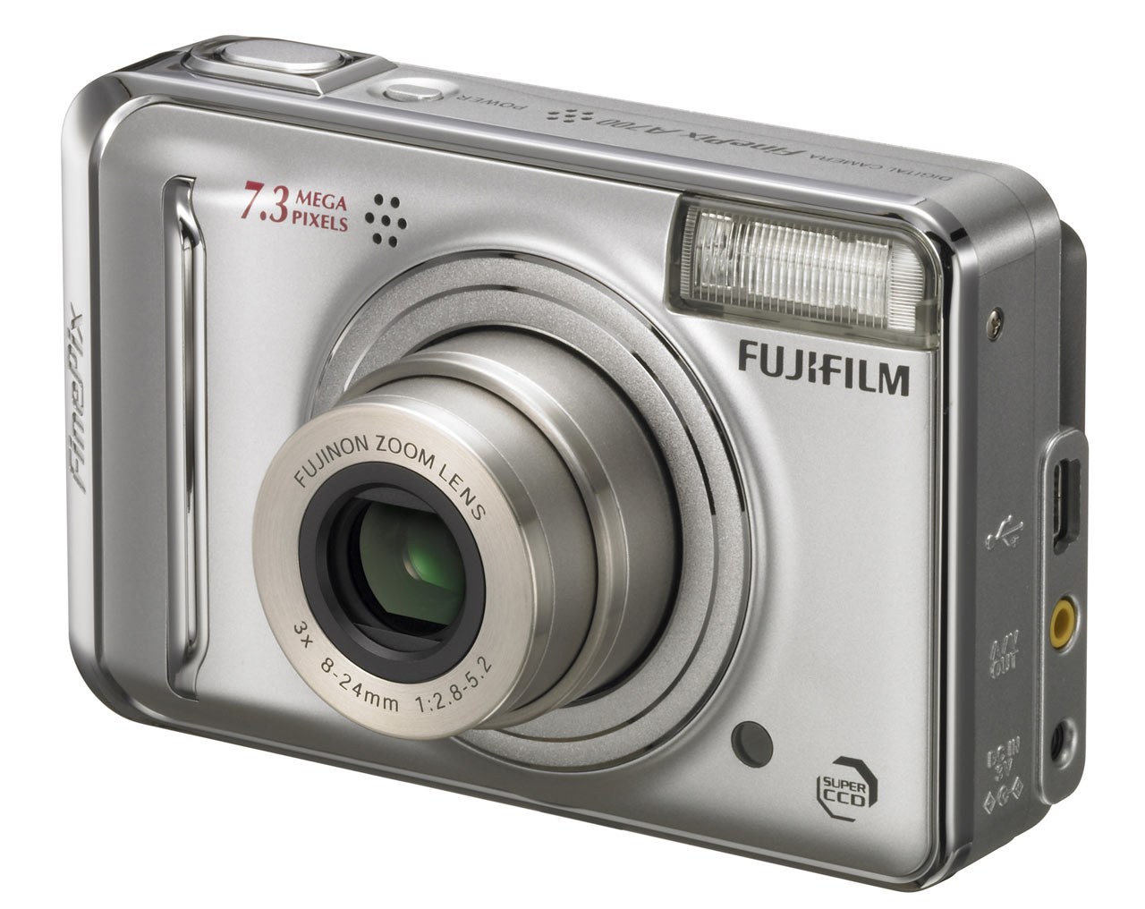 Fujifilm FinePix A700 specifications