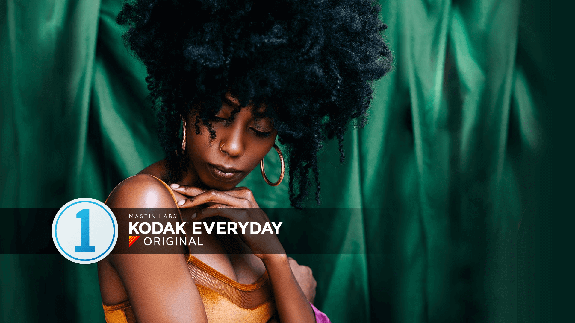 Mastin Labs' Kodak Everyday Original Styles Pack launches