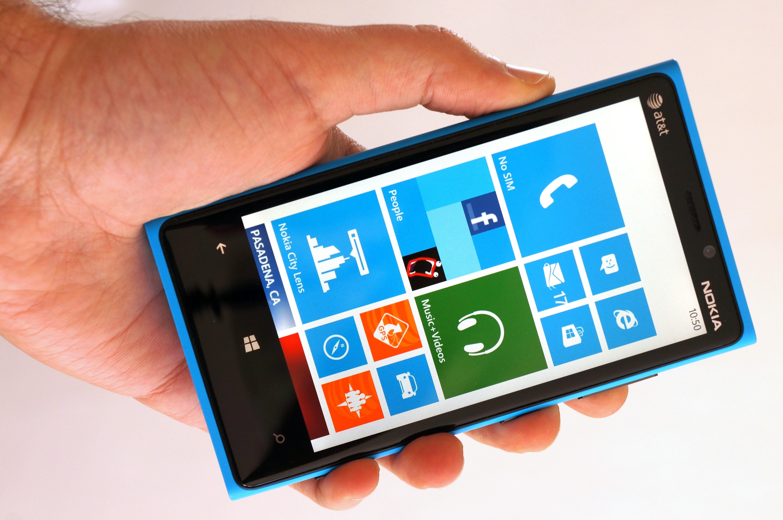 установка android на nokia lumia 925