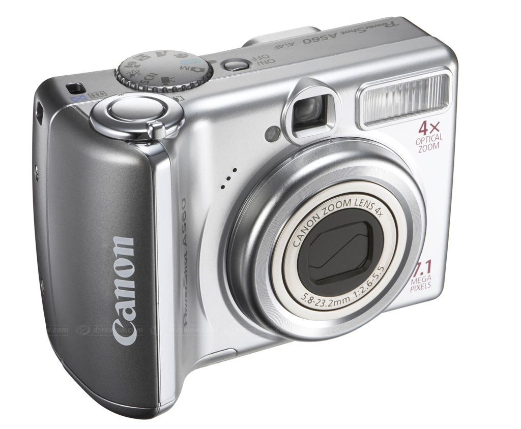 NEW DRIVERS: CANON POWERSHOT A560 USB