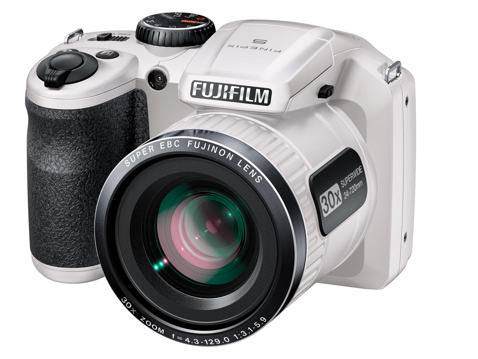 fujifilm announces finepix s6800 and s4800 superzoom cameras rh dpreview com Fujifilm S4500 Compact Digital Camera FinePix S4500 Lens