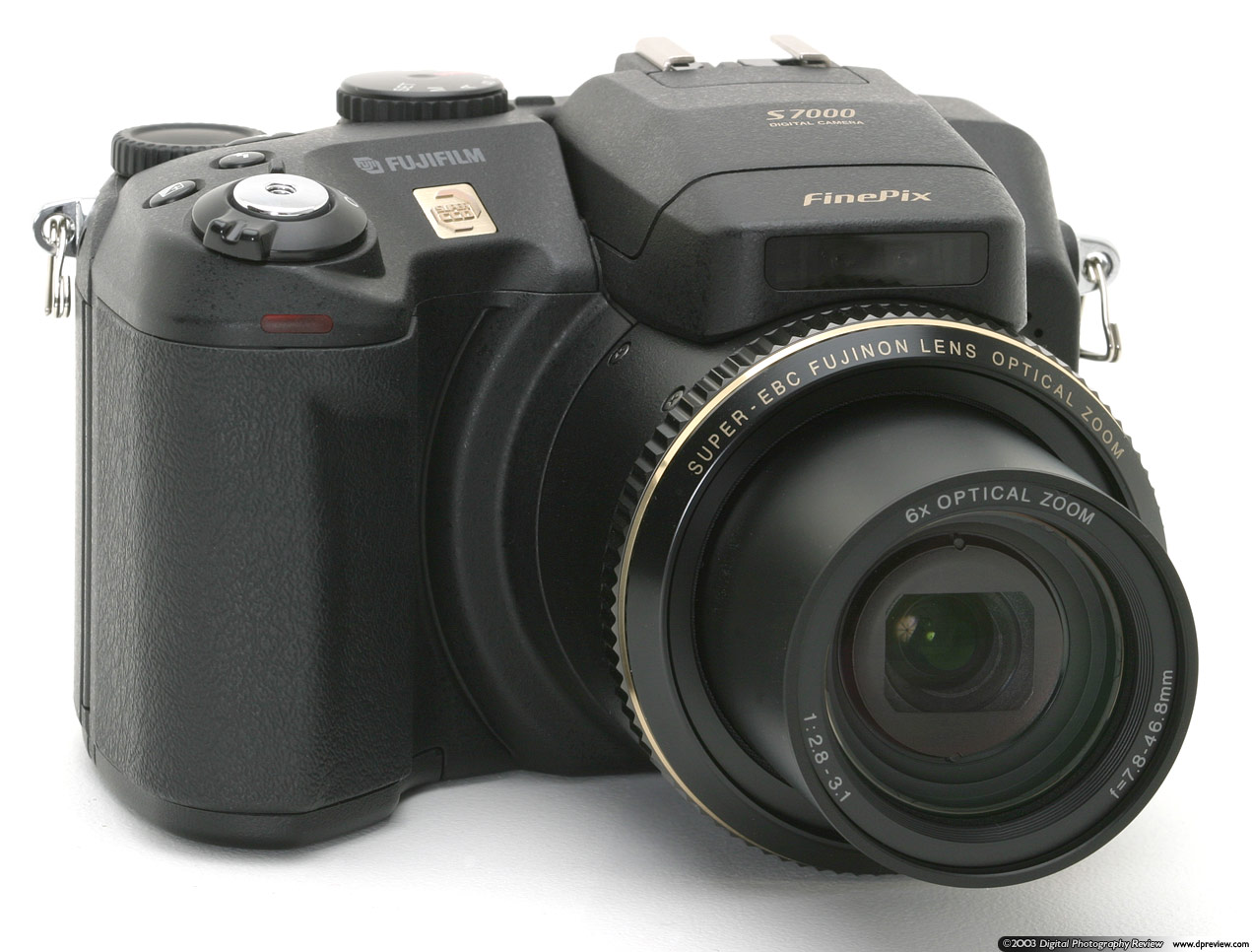 Fujifilm FinePix S7000 Zoom Review Digital Photography