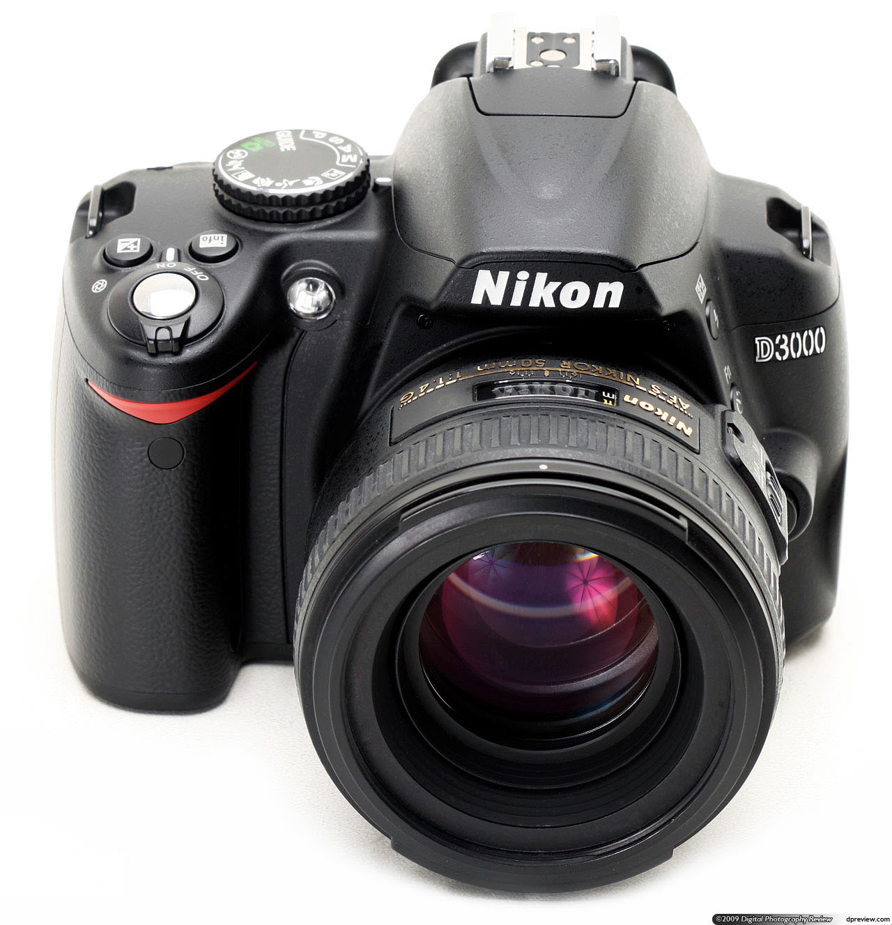 nikon d3000 review digital photography review rh dpreview com Nikon Lens Comparison Chart Nikon Comparison Chart