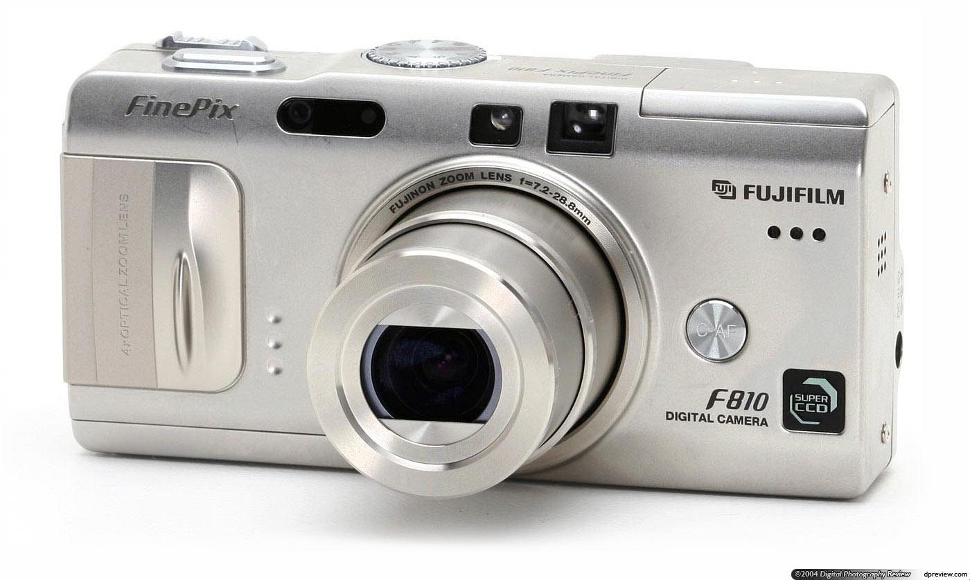 Fujifilm Finepix F810 Review Digital Photography Review