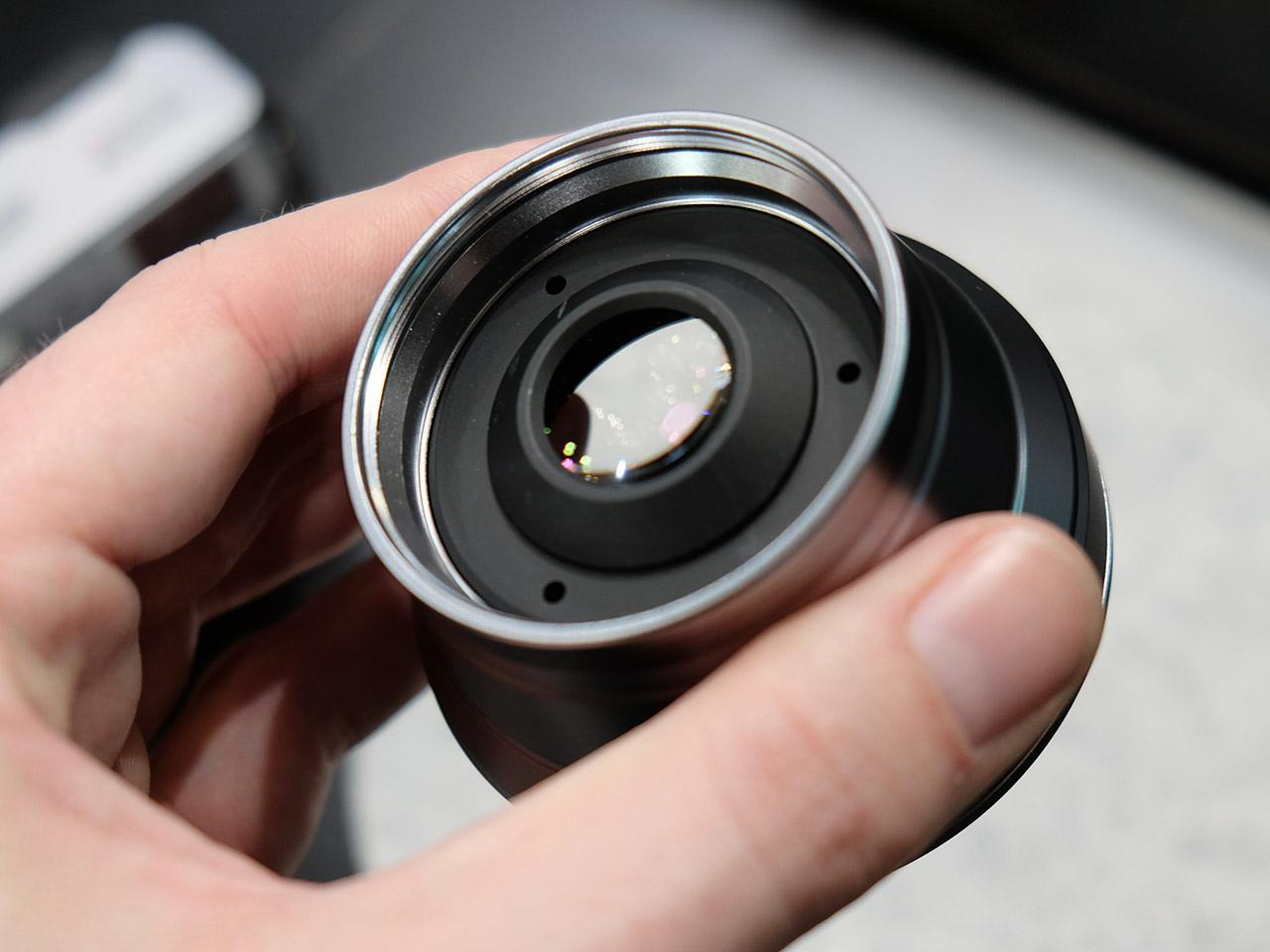Silver TCL-X100 S II Fujifilm Fujinon Tele Conversion Lens for X100 Series Camera