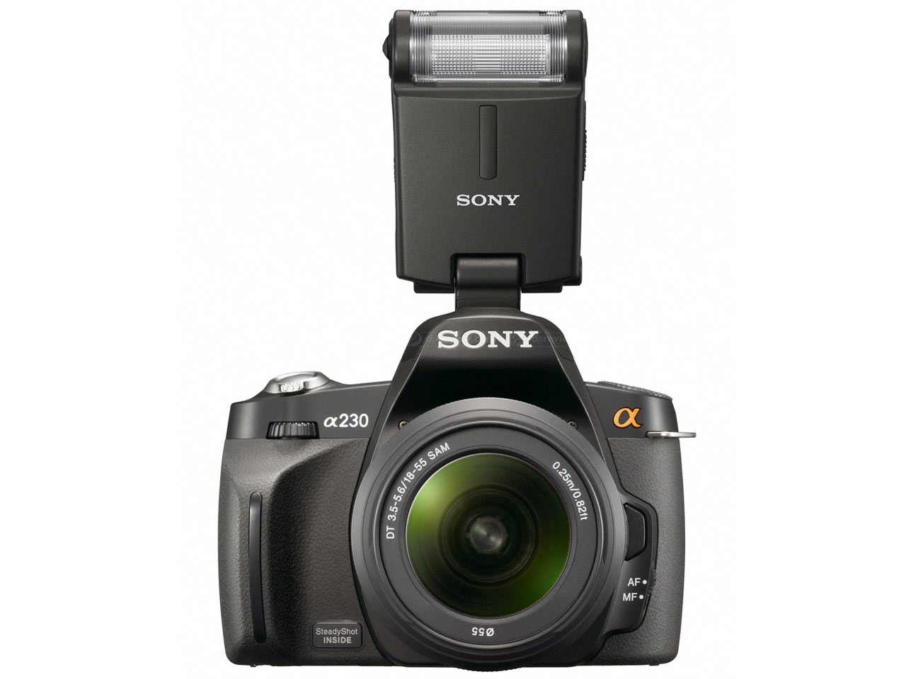 Camera Sony Alpha A230 Dslr Camera sony launches alpha 230 330 and 380 digital a230 images
