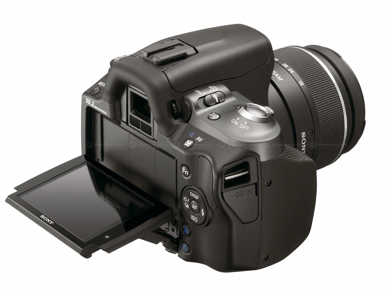 Camera Sony Alpha A230 Dslr Camera sony launches alpha 230 330 and 380 digital a330 images