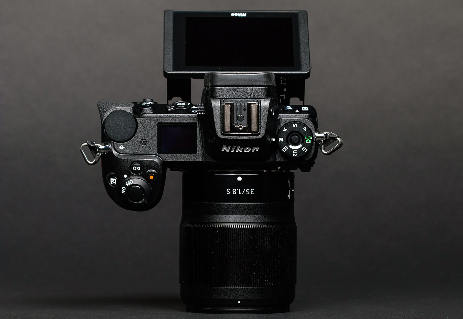 The Nikon Z is a big step for Nikon but they need to keep