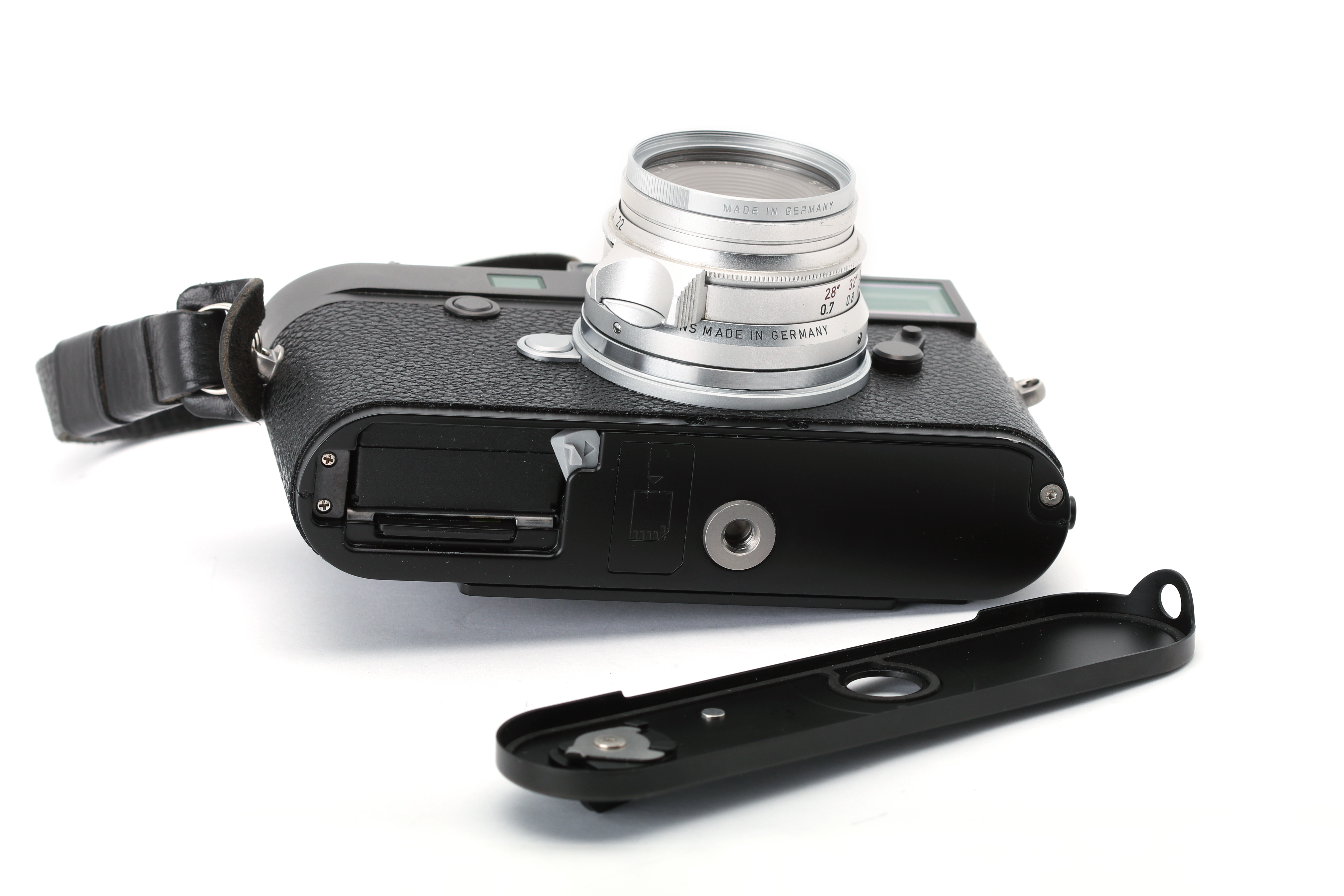 Gadget Place Handle with Thumb Screw for Leica M10-P//Leica CL