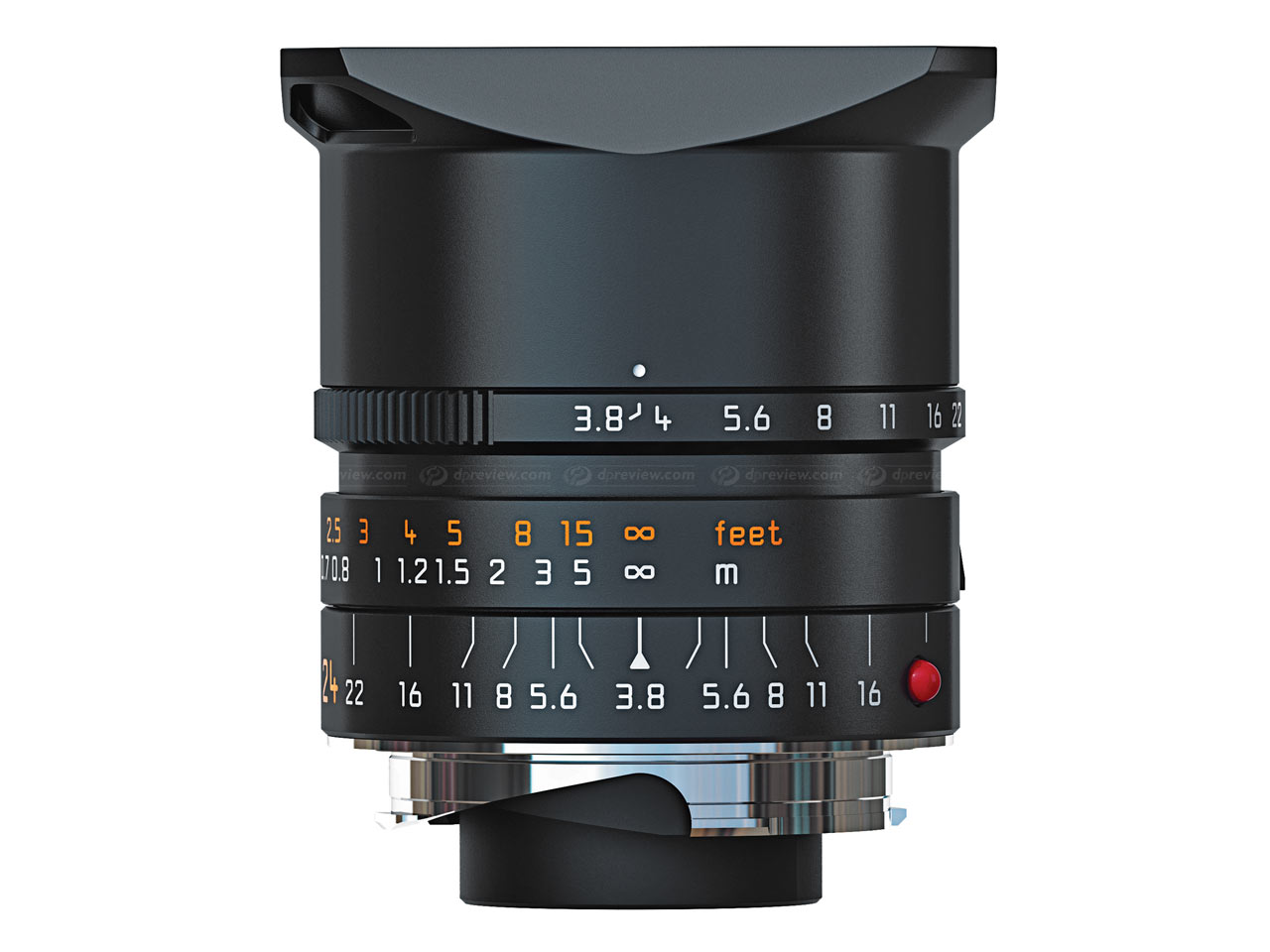 Three Prime lenses launched by Leica: Digital Photography Review