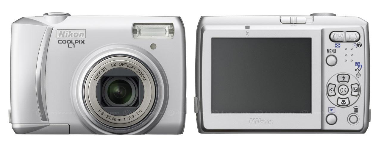 Nikon Coolpix L1: Digital Photography Review