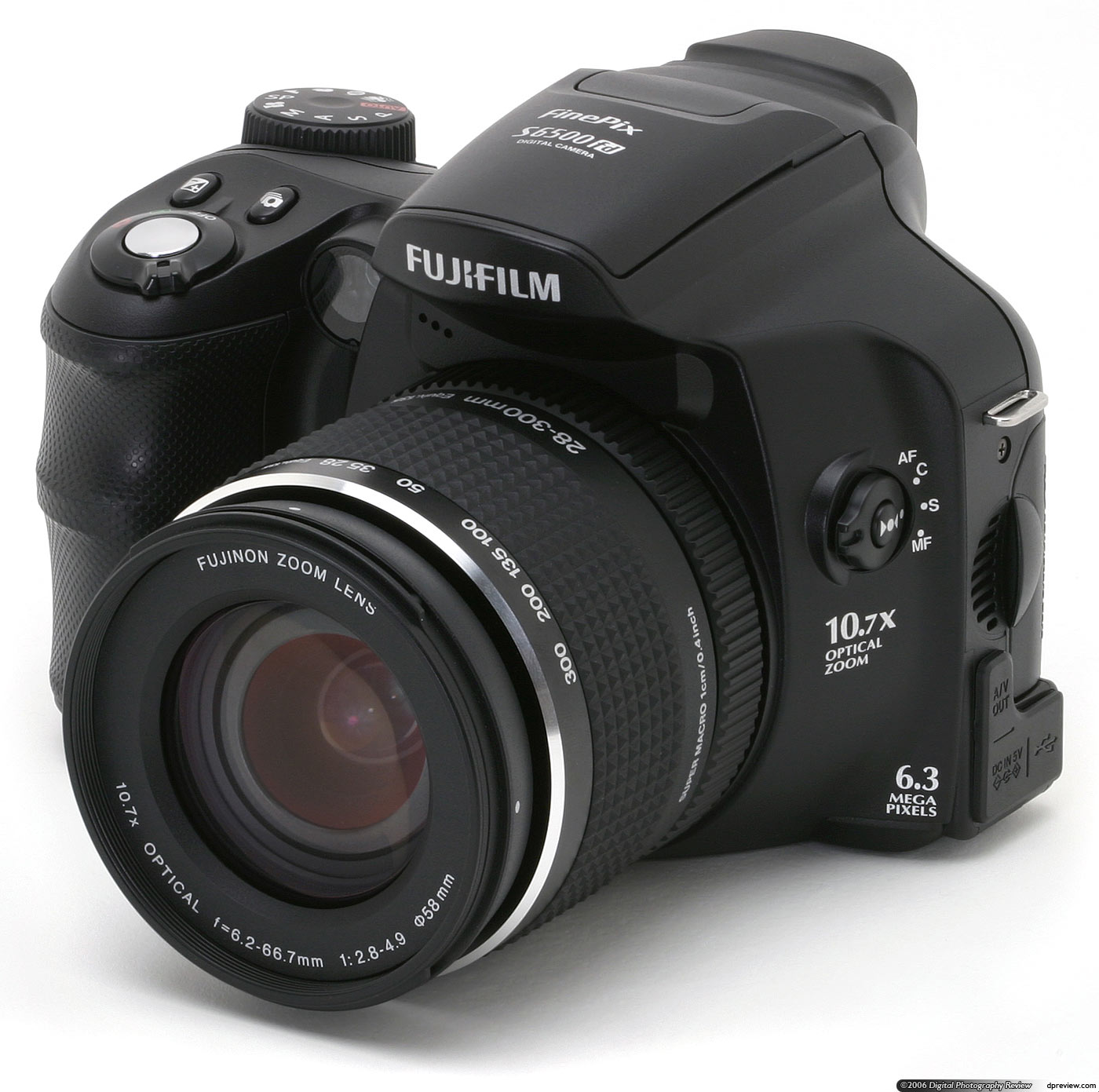 fujifilm finepix s6000fd s6500fd review digital photography review