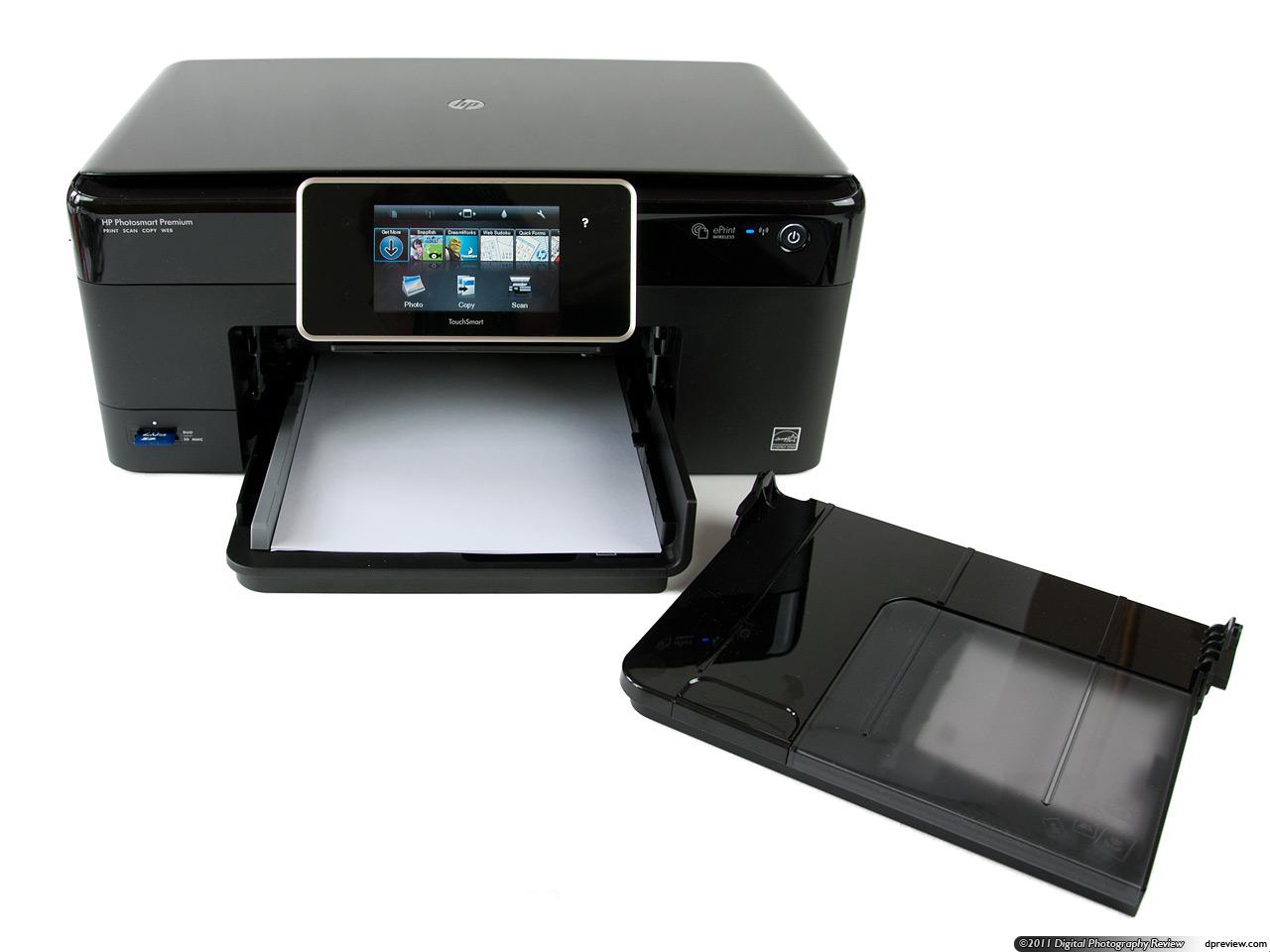 M: HP Photosmart Premium Wireless