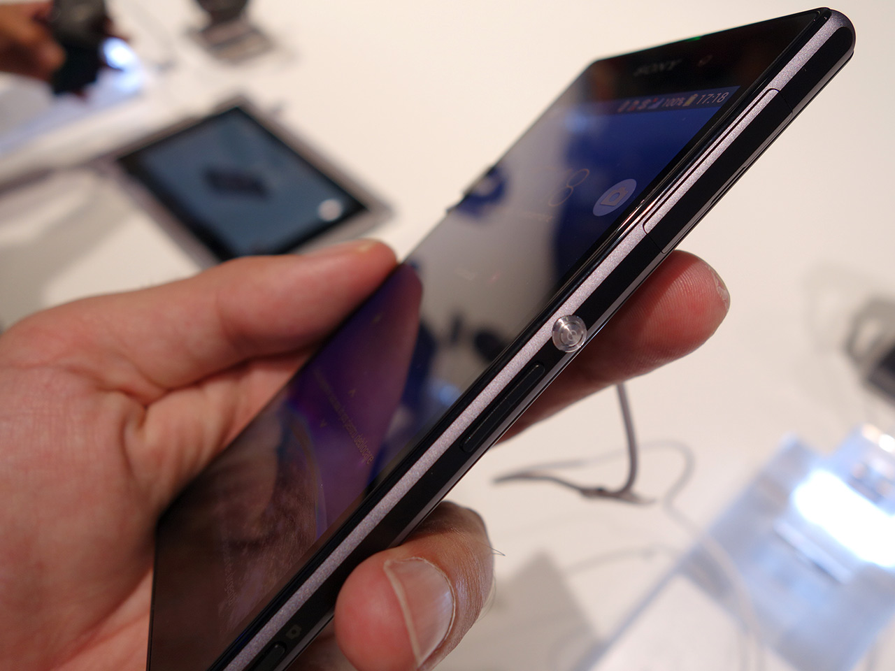 Hands-on with the 20 7MP Sony Xperia Z1: Digital Photography Review