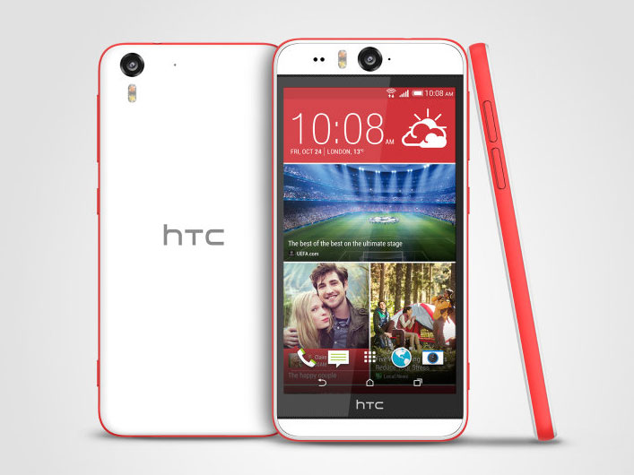 HTC Desire Eye features dual 13MP cameras: Digital