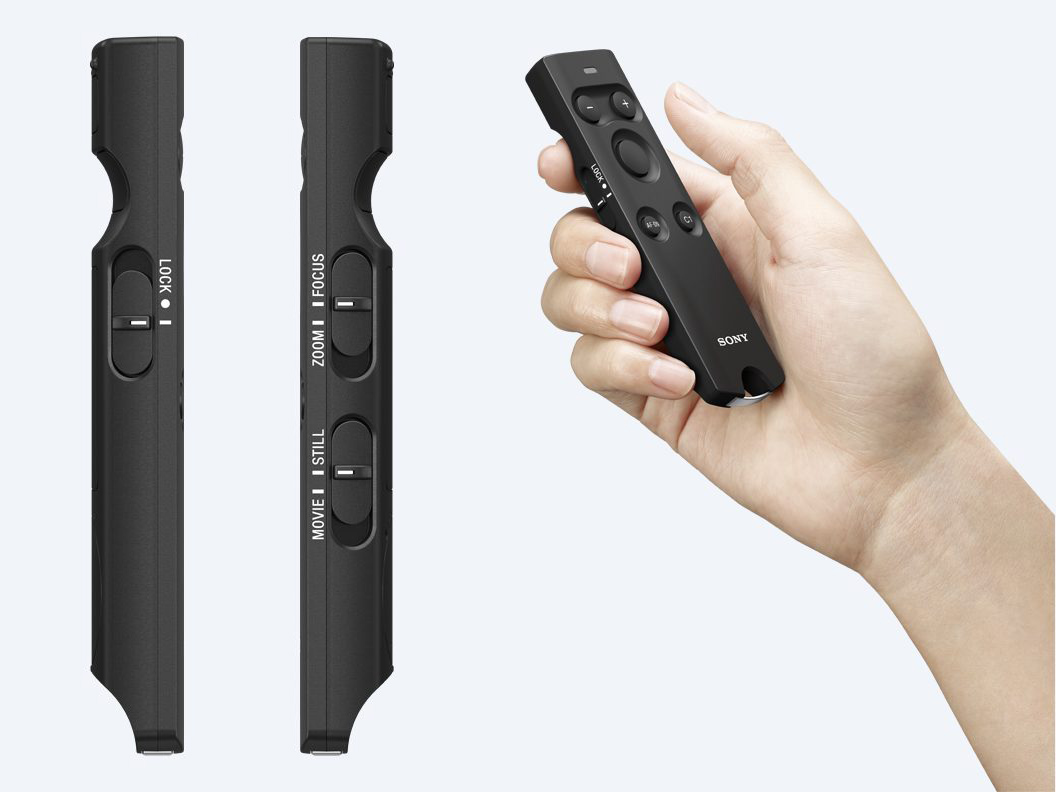 Sony announces the Remote Commander, a wireless Bluetooth