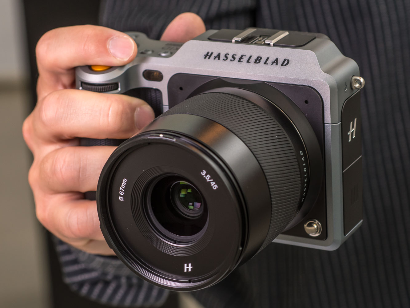 Hands-on with Hasselblad X1D: Digital Photography Review