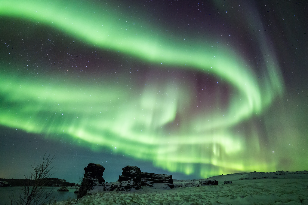 Erez marom why you shouldnt always believe the forecast digital with the aurora forecast predicting no activity i was focused on shooting some star trails at lake mvatn in iceland but against the odds the sky publicscrutiny Images