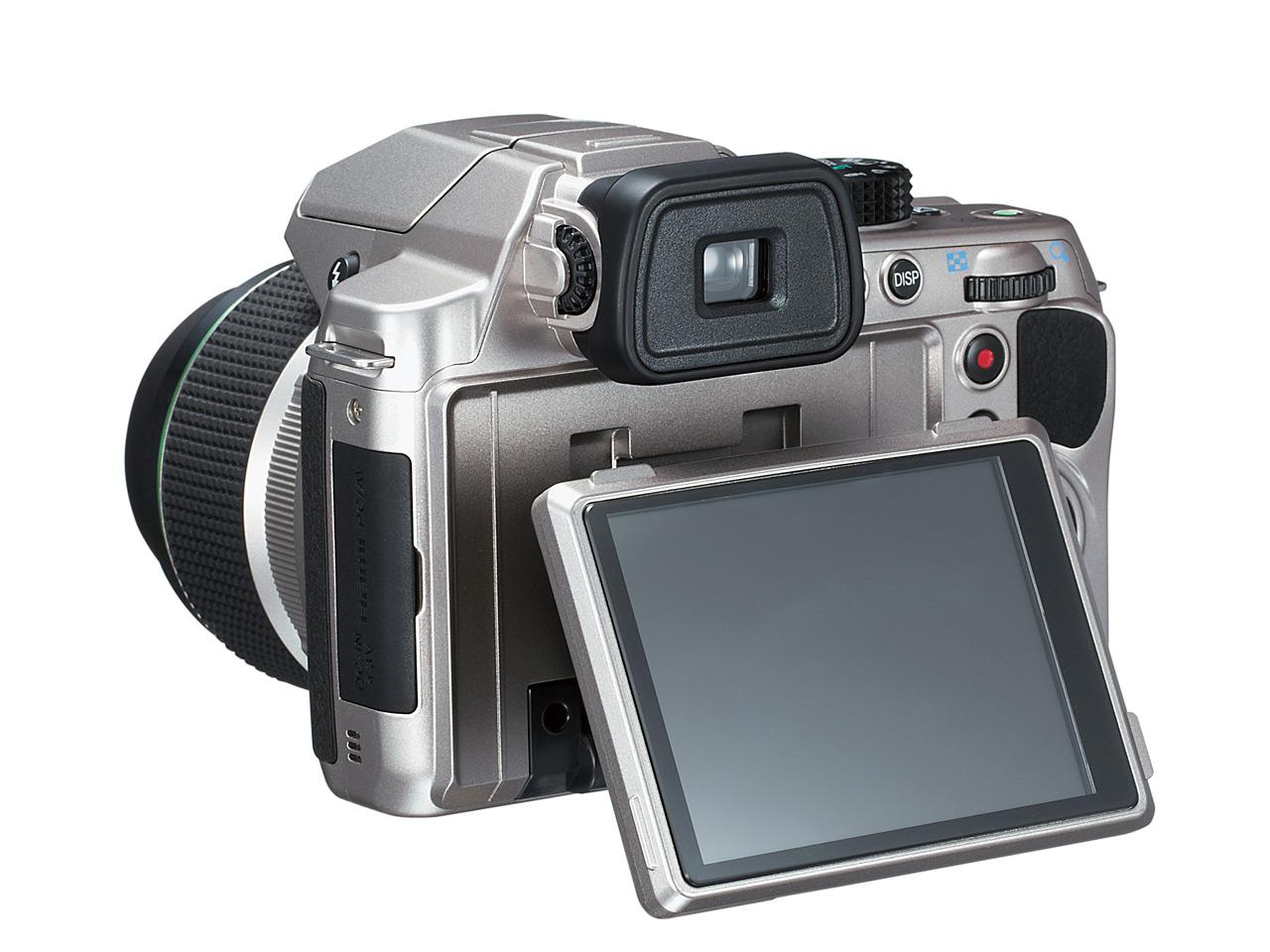 Camera Digital Camera Like Dslr pentax announces x 5 dslr like 26x zoom 16mp cmos superzoom additional images