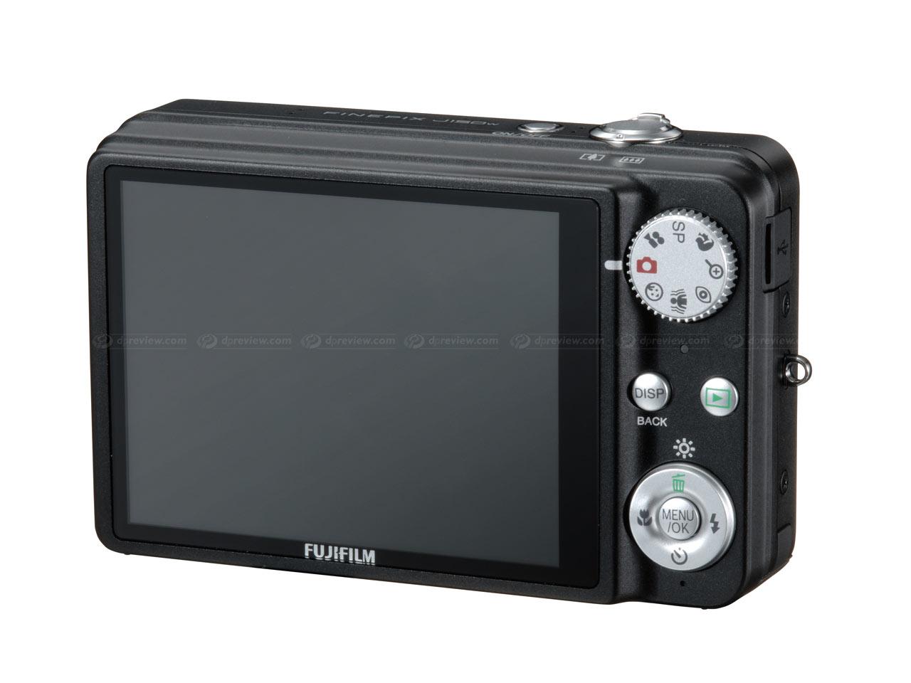 fujifilm unveils finepix j100 j110w j120 and j150w digital rh dpreview com