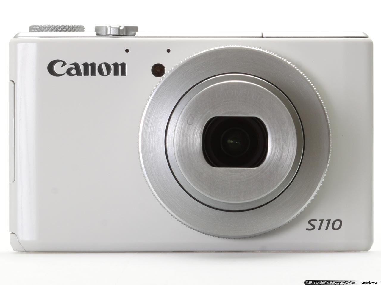 Canon PowerShot S110 Camera