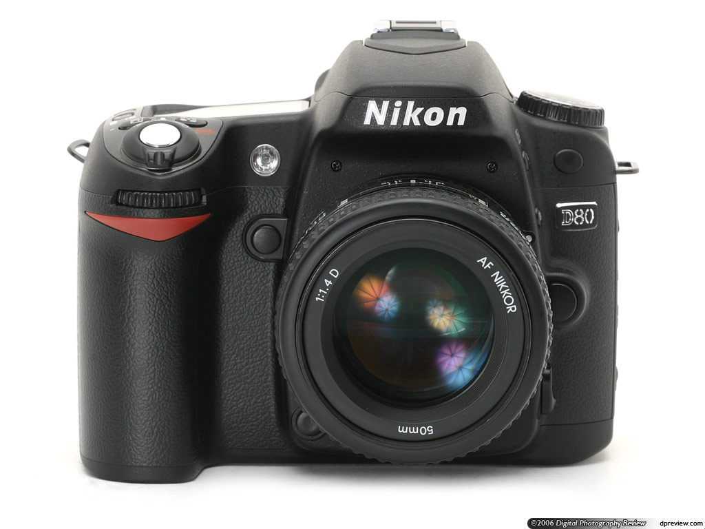 Nikon D80 Review: Digital Photography Review