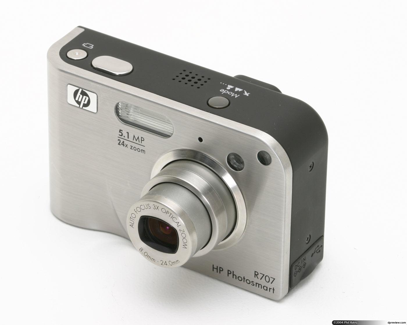 Camera digital hp photosmart