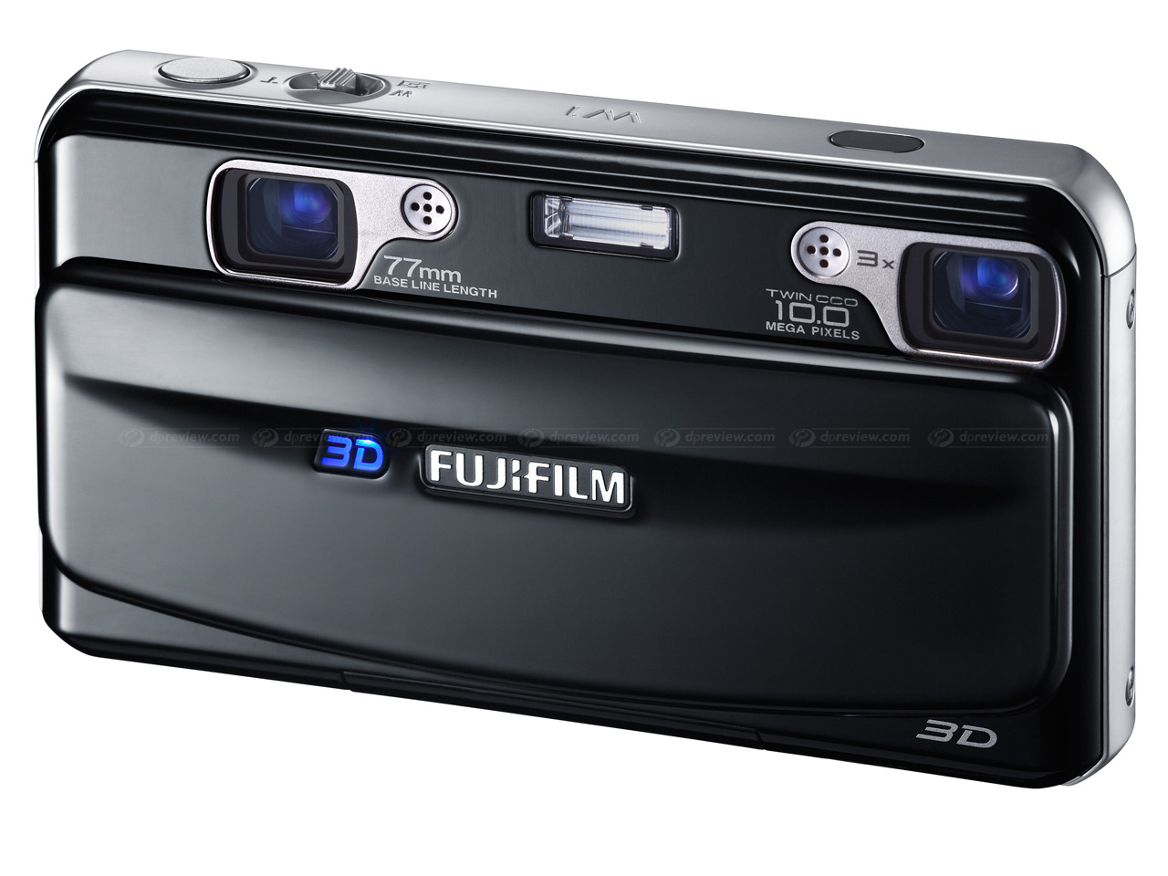 Fujifilm launches world's first 3D imaging system: Digital