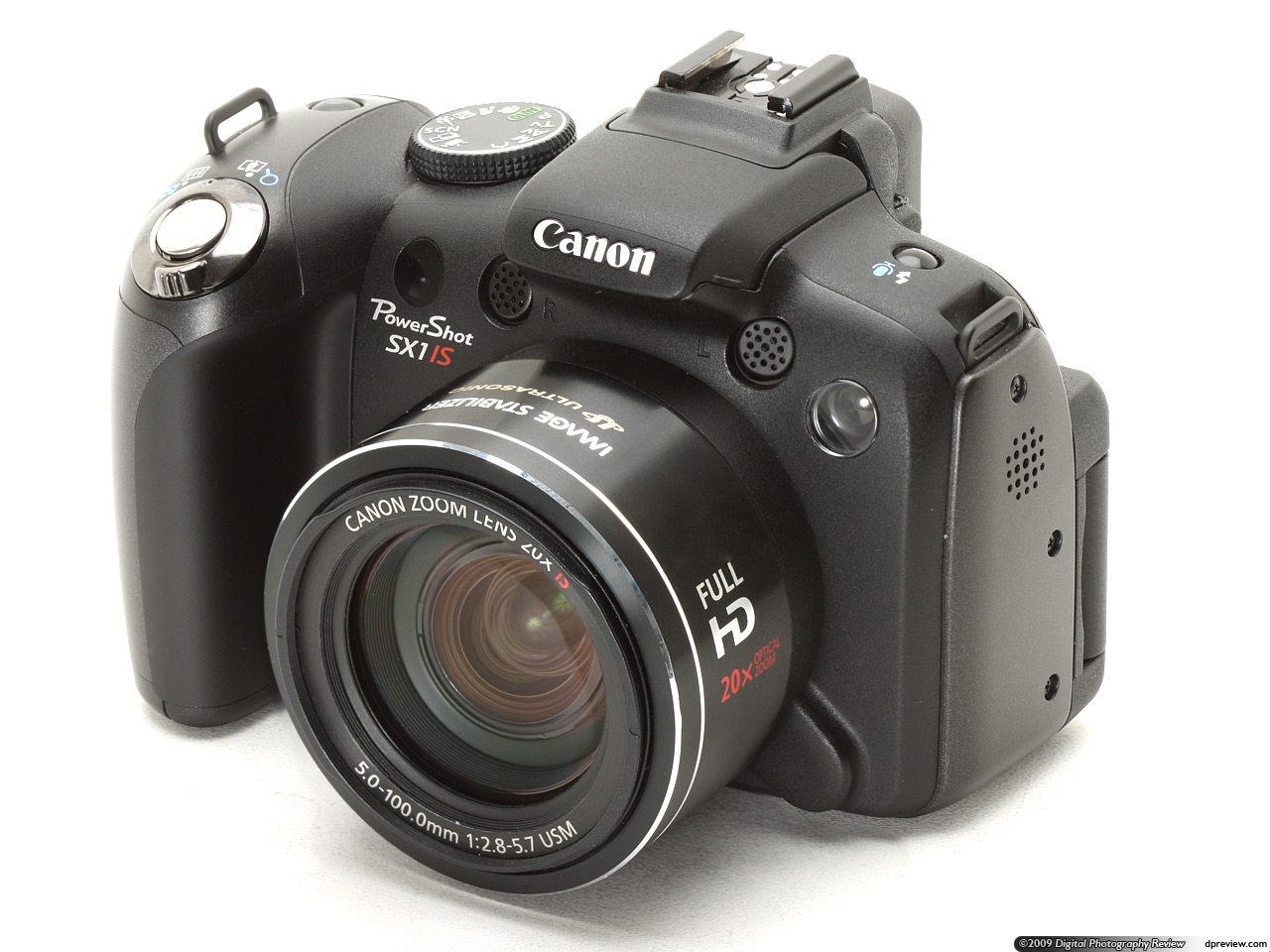 Canon PowerShot SX1 IS Review: Digital Photography Review
