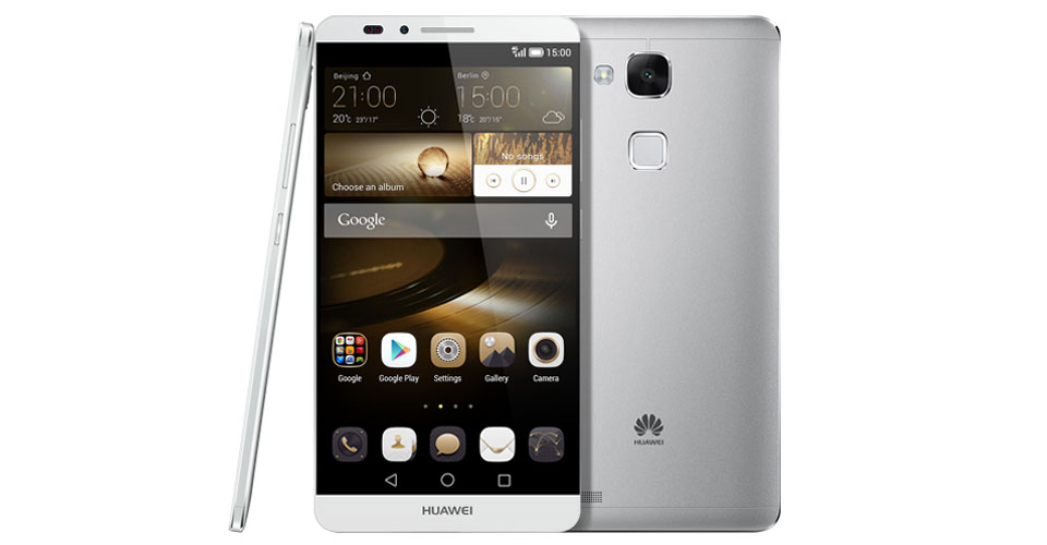 Huawei launches Ascend Mate 7 premium device: Digital