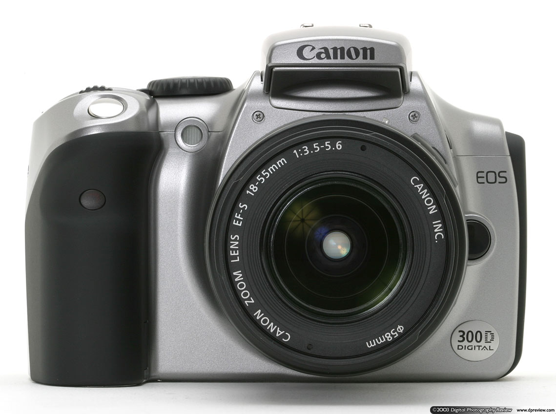 canon eos 300d digital rebel kiss digital review digital rh dpreview com canon 300d manual pdf Canon A-1 User Manual in Print