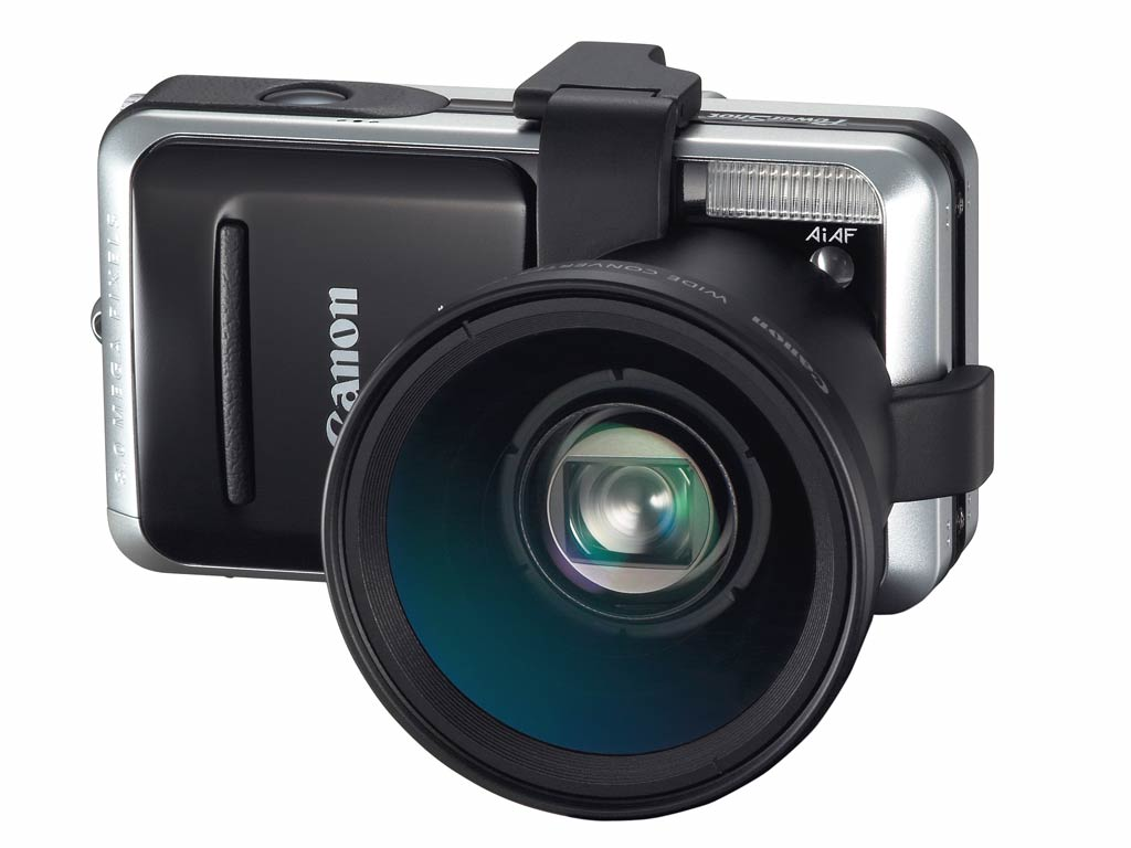 Canon Powershot S80 Digital Photography Review