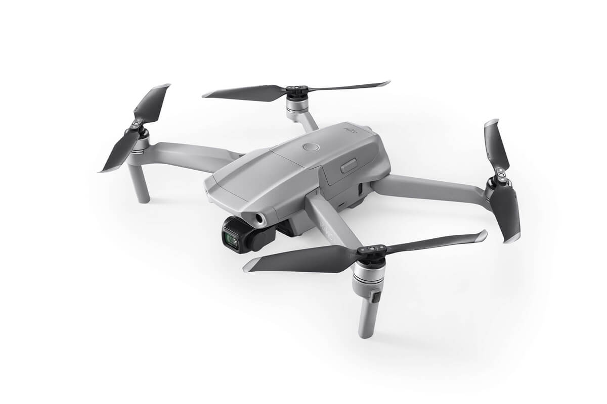 DJI's new Mavic Air 2 firmware update allows for 4x zoom, 4K hyperlapse, and more: Digital Photography Review