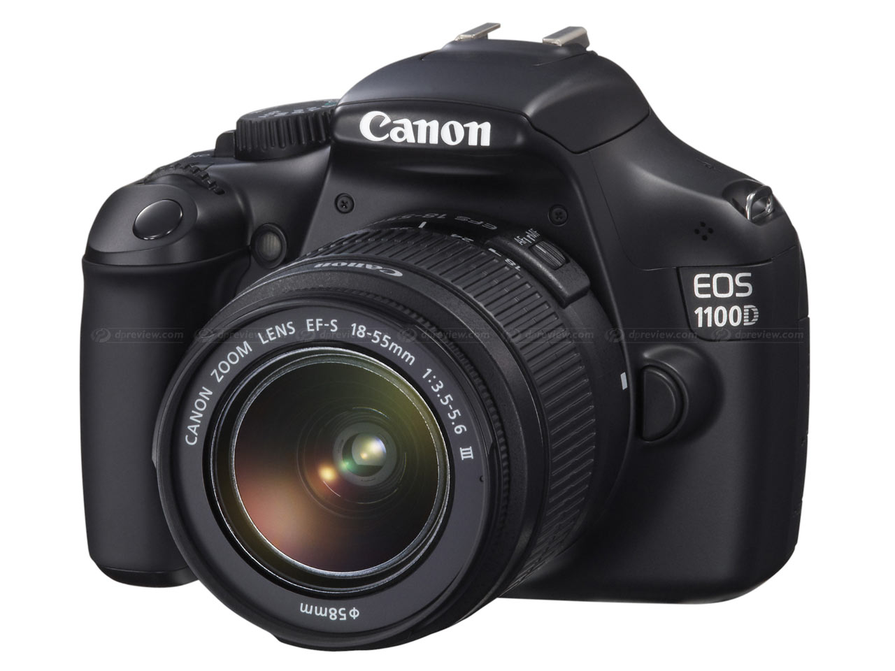 Camera Canon Eos 1100d 12mp Dslr Camera With 18-55mm Lens canon rebel t3 eos 1100d announced and previewed digital london uk 7th february 2011 today unveils the new slr dslr for consumers who want to