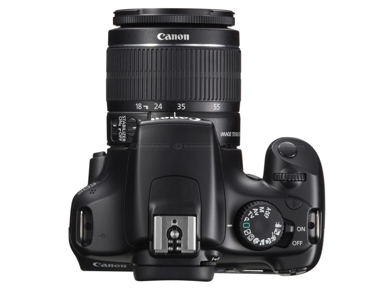 Canon Rebel T3 / EOS 1100D announced and previewed: Digital Photography Review