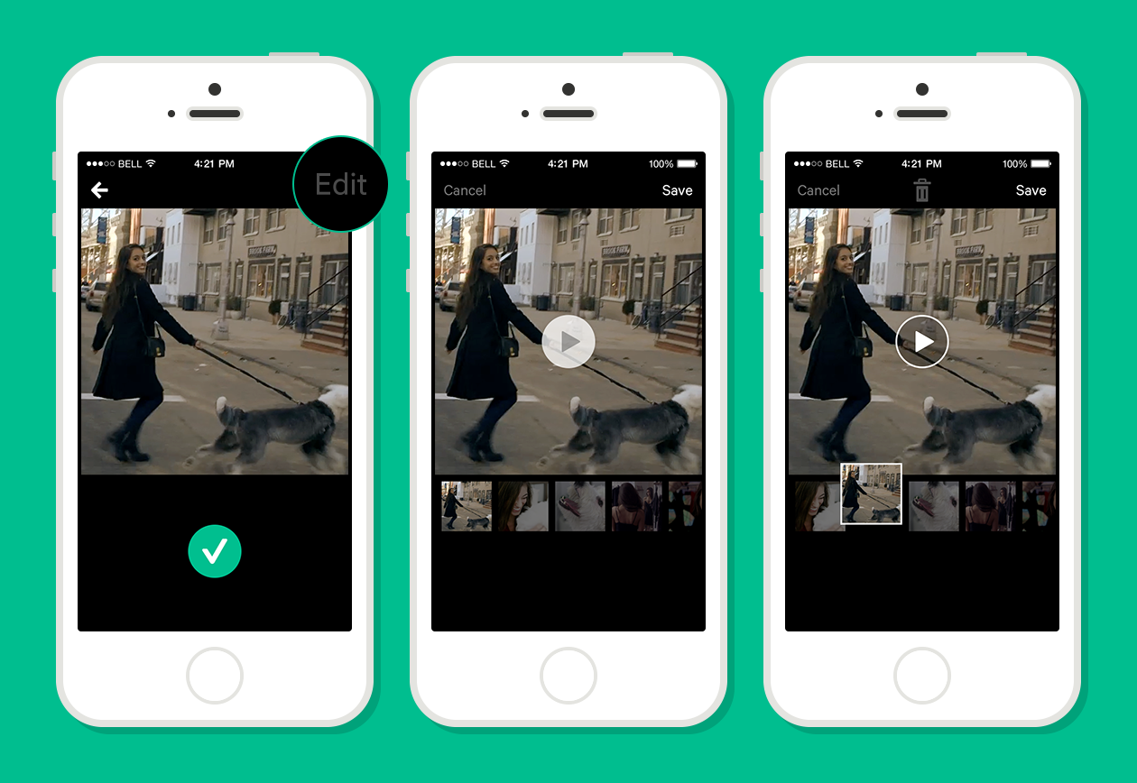 Vine Update Lets You Save Drafts And Edit Your Sixsecond Videos: Digital  Photography Review