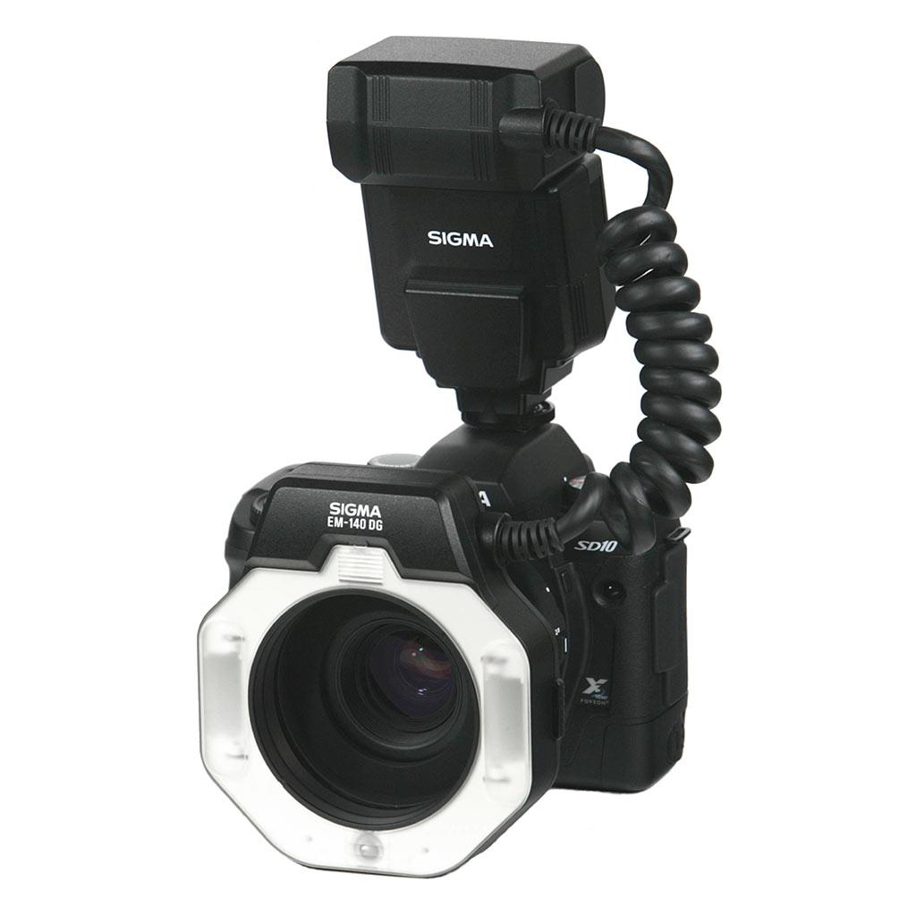 Macro Ring Flash Nikon D