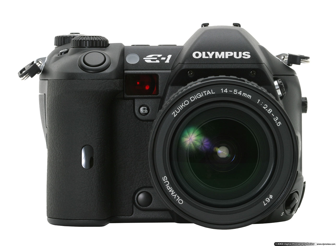 The First Four Thirds Camera The Olympus E  Built Around A Mp Kodak Ccd The E  Arrived Around Two Years After Olympus First Announced A Collaboration
