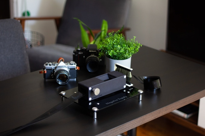 Negative Supply launches Kickstarter for Film Carrier MK1, a