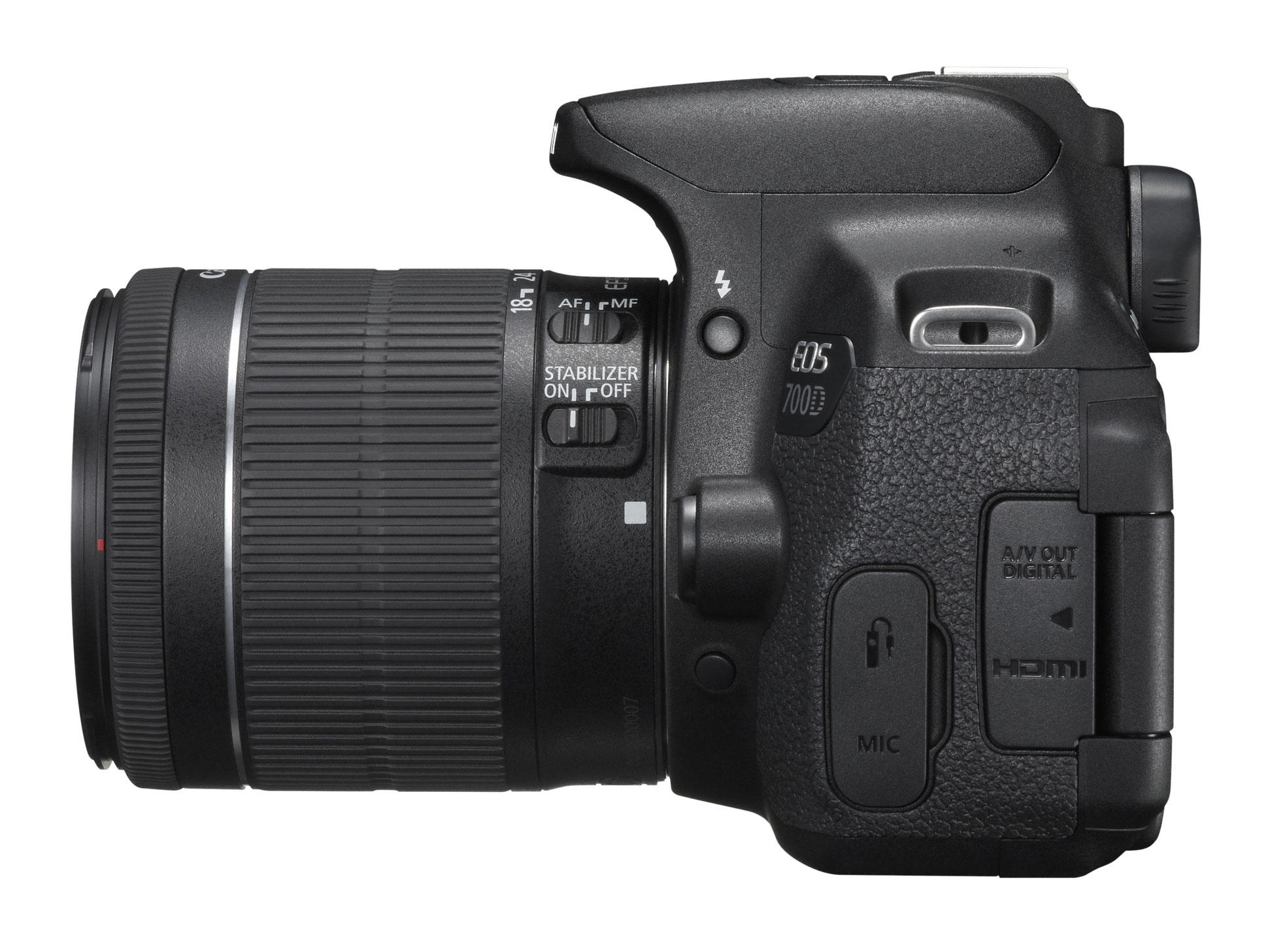 Canon announces eos 700d rebel t5i 18mp and 18 55mm stm for Housse canon 700d