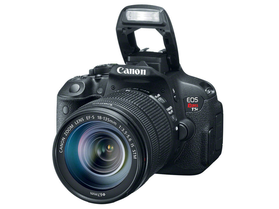 canon announces eos 700d rebel t5i 18mp and 18 55mm stm. Black Bedroom Furniture Sets. Home Design Ideas