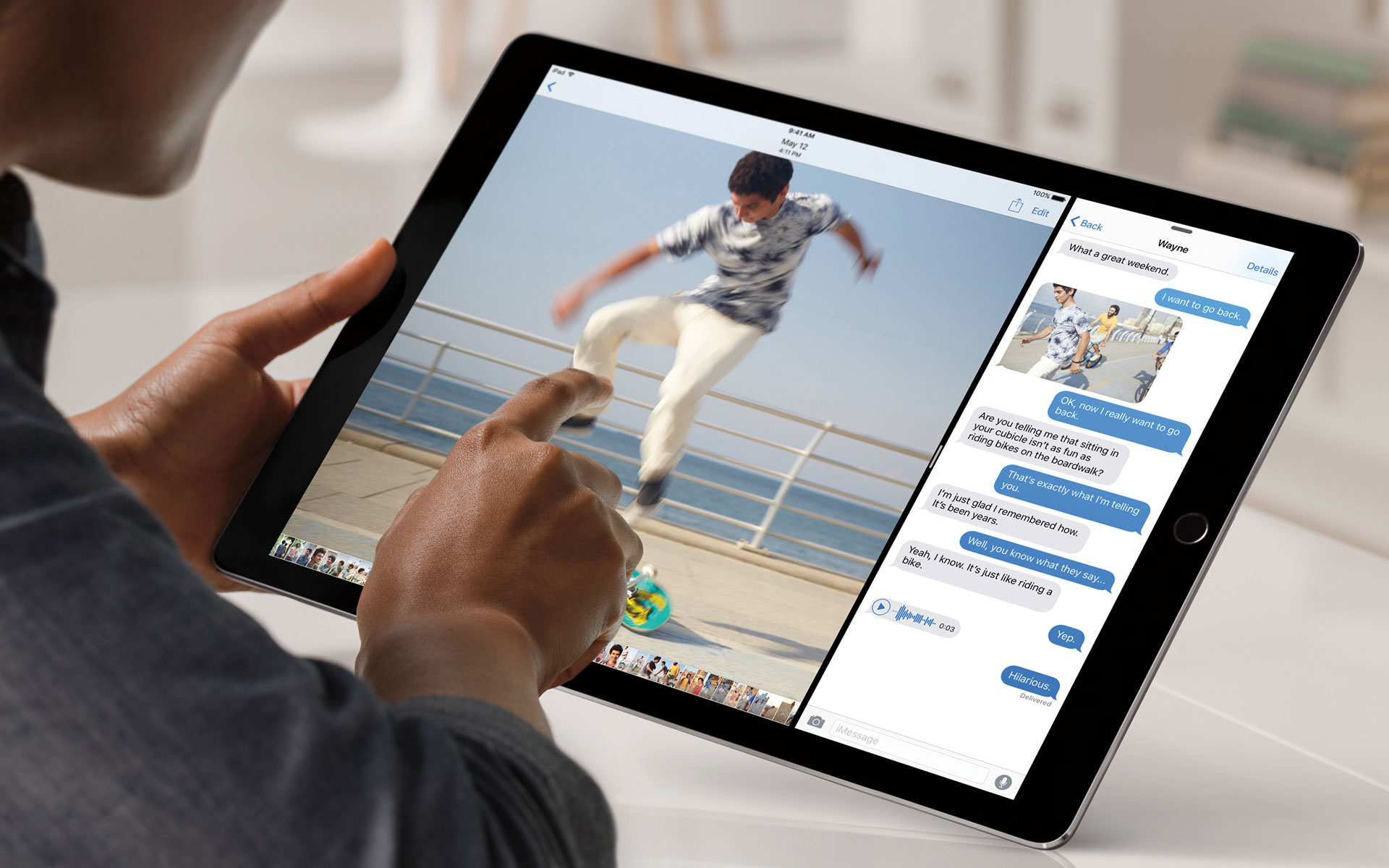 Apple Reveals 129 Inch Ipad Pro Digital Photography Review 32gb Grey Wifi Only The Will Be Available Silver Gold And Space Starting At 799 For Version A 128gb Set You Back 949 While