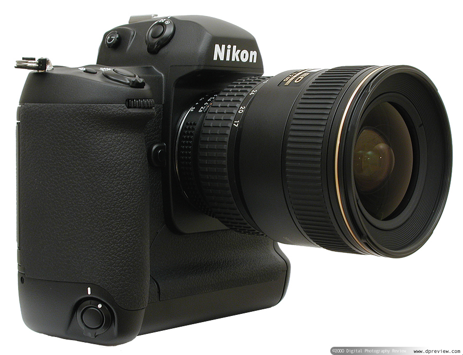Nikon D1 Review: Digital Photography Review