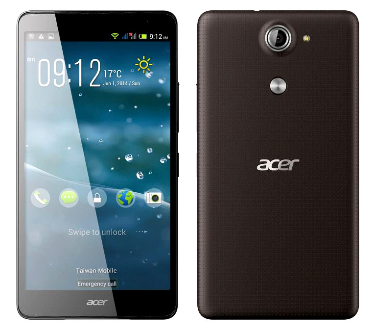 Acer Has Launched An Android Powered High End Phablet At The Computex Trade Show In Thailand Liquid X1 Comes With Interesting Camera Specification