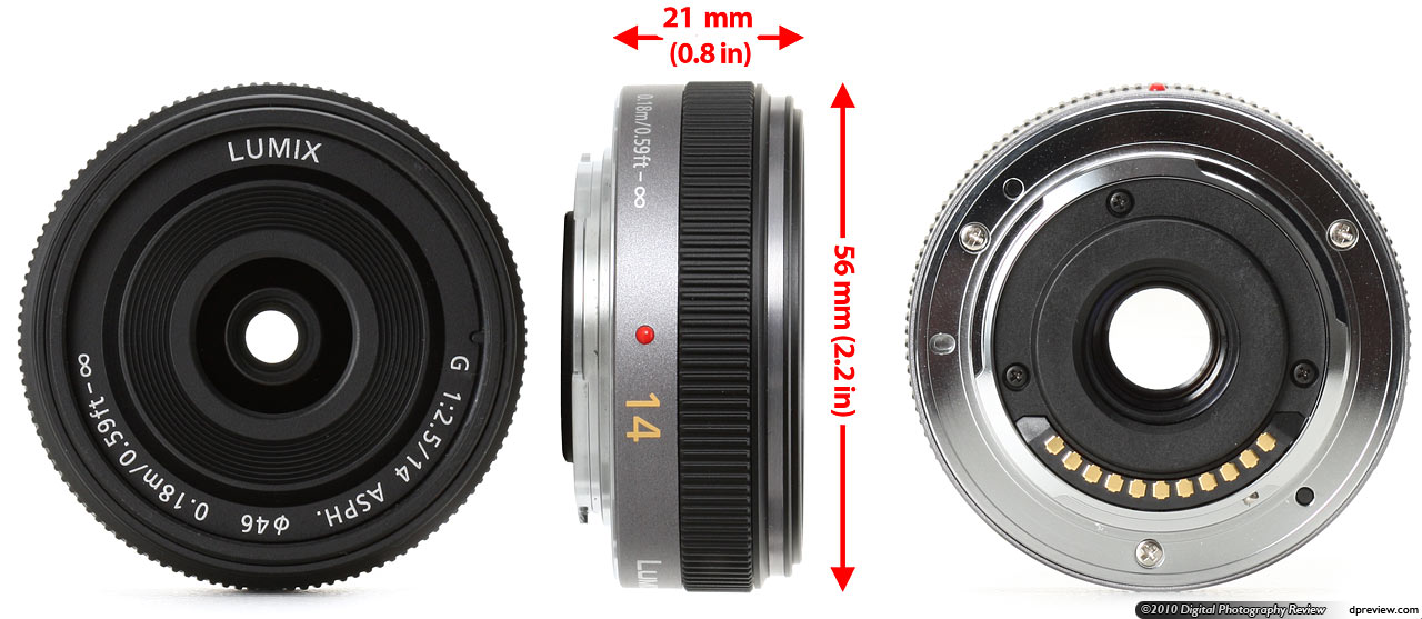 0c9dd6583a3 Panasonic 14mm F2.5 and 100-300mm F4-5.6 lenses - quick preview ...