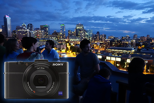 Sony Cyber-shot RX100 II real-world samples gallery
